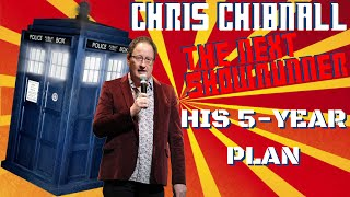 Doctor Who: Chris Chibnall's 5-Year Plan