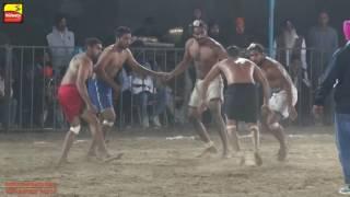 MOKHE (Jalandhar) KABADDI CUP   2016 || 1st QUARTER FINAL KARI SARI vs KOT BUTTER ||