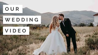 OUR WEDDING VIDEO   CASSIDY + KY