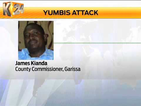 Gov't Says It Foiled An Al Shabaab Attack On Yumbis Village