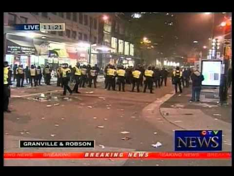Vancouver Hockey Riots Part 2
