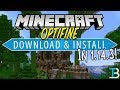 How To Download & Install Optifine In Minecraft 1.14.3