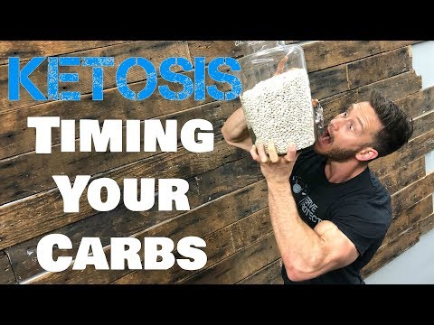 Carb Backloading: Ketosis Carb Loading Strategy