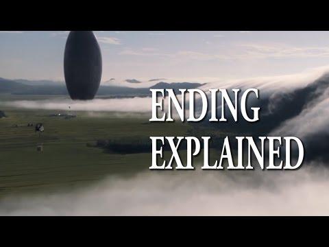 ARRIVAL Spoiler REVIEW - ENDING EXPLAINED