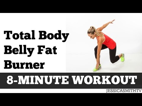 Fitness Blender Blend: Bodyweight-Only, Fat-Burning HIIT Cardio Workout Total Body Toning from YouTube · Duration:  31 minutes 25 seconds