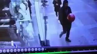 Sokakta balona rövaşata Video