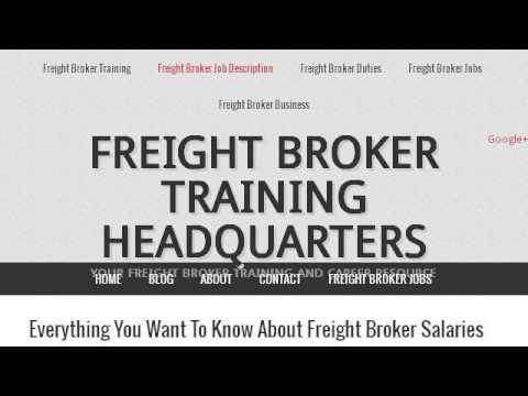 The Job Description Of A Junior Broker  Youtube