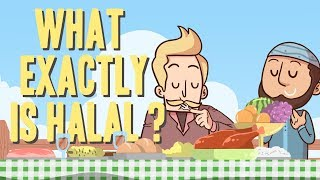 What Exactly Is Halal? | Sheikh Mufti Menk