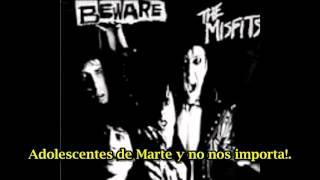 Misfits Teenagers From Mars (subtitulado español)