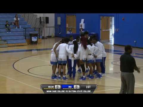 DSC Women's Basketball vs. Miami Dade College