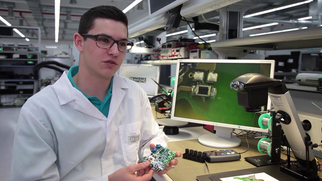 Berufsbild Elektroniker Für Geräte Und Systeme