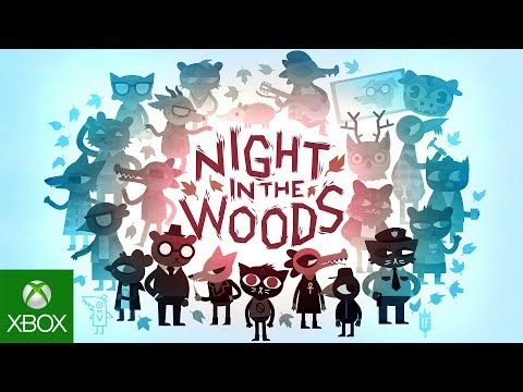 Night in the Woods Launch Trailer