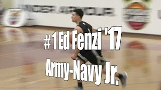 Ed Fenzi '17, Army-Navy Junior at 2015 UA Holiday Classic