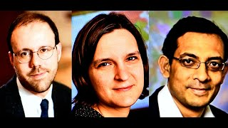 Trio of economists awarded Nobel Prize for alleviating poverty