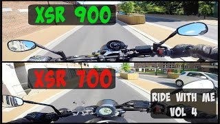 yamaha xsr family   ride with me   vol 4   xsr700 or xsr900