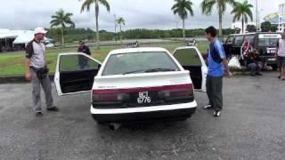 Tengku Djan Drifting Random Stranger's Car @ Batu Kawan