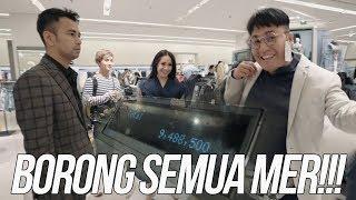 Download BELANJAIN SEMUANYA KHUSUS MERRY - MERR BORONG ABISS MERR!! Mp3 and Videos