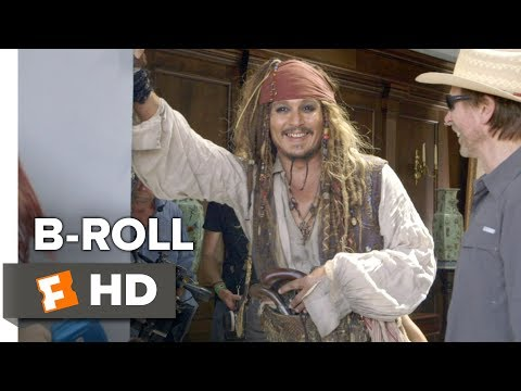 Pirates of the Caribbean: Dead Men Tell No Tales B-Roll 1 (2017) | Movieclips Coming Soon