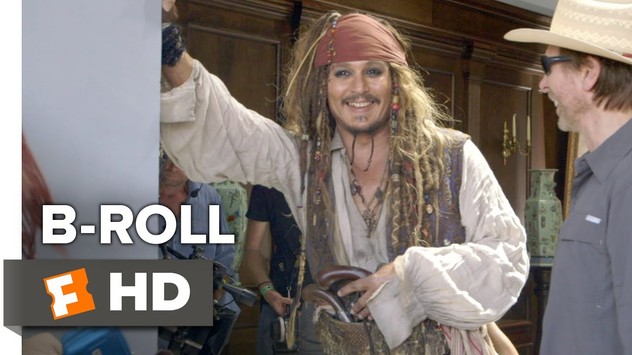 Download Pirates of the Caribbean: Dead Men Tell No Tales B-Roll 1 (2017)   Movieclips Coming Soon