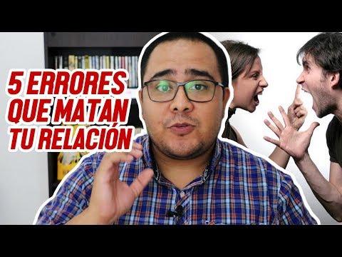 5 Errores que matan tu Relación | Roberto Rocha