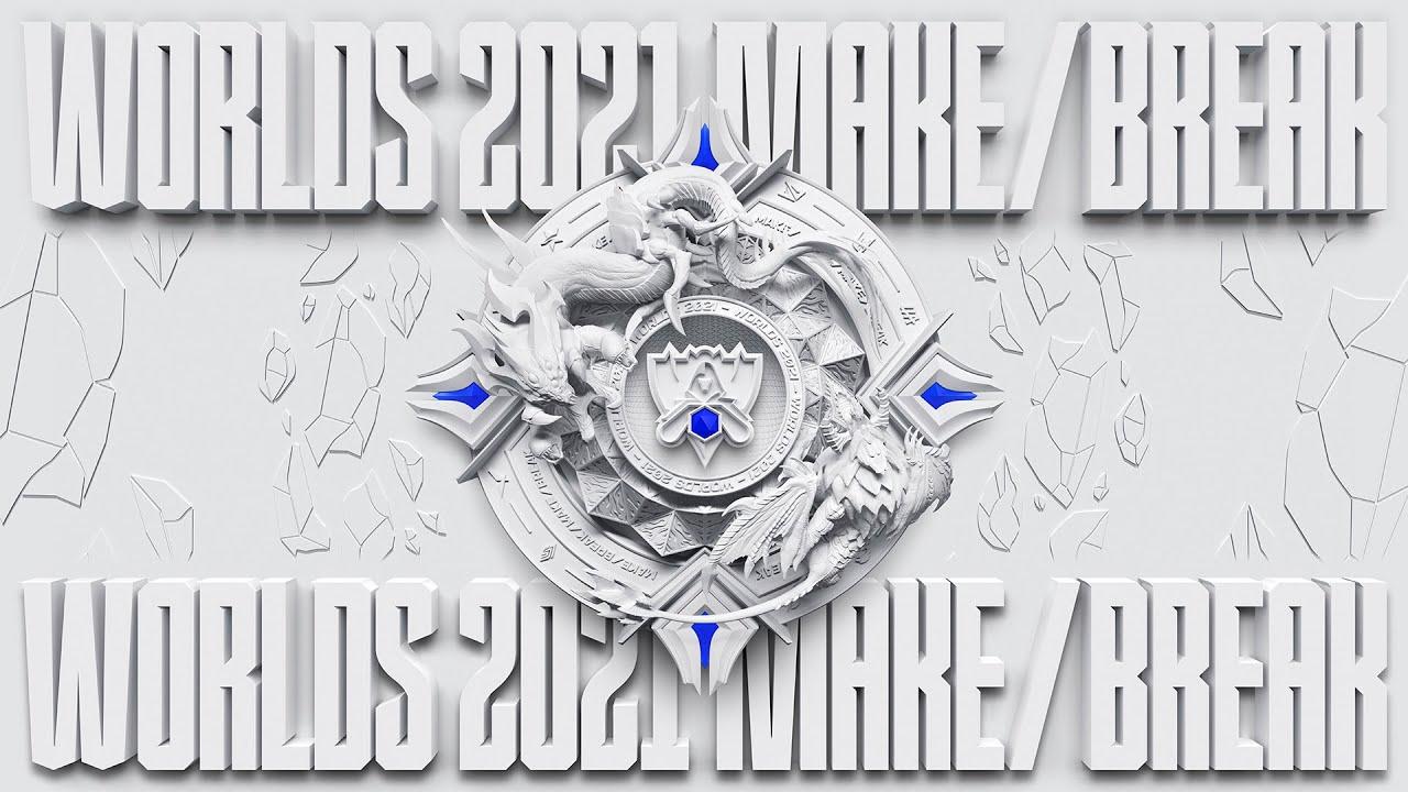 DK vs MAD  Четвертьфинал День 3  Worlds 2021