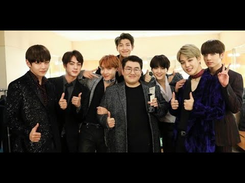 Reporter predicts Bang Si Hyuk can become the richest person in Korean Entertainment history with IP