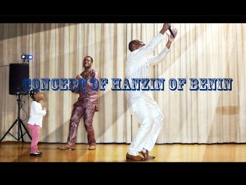 "Fitness dance of West Africa by "" Hanzin of Benin Vs Nougbazin"""
