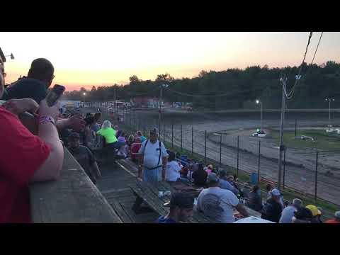 Hilltop Speedway - Ministock Heat 3 - 8/2/19