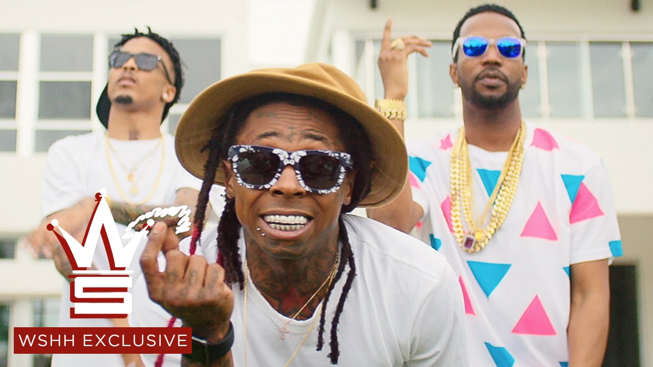 Juicy J Feat. Lil Wayne & August Alsina - Miss Mary Mack