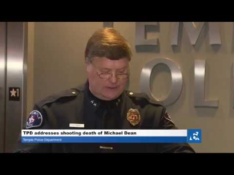 LIVE: TPD addresses shooting death of Michael Dean