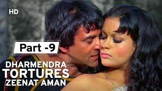 Dharmendra Impresses Zeenat Aman | Dharam Veer | Neetu Singh | Hindi Action Movie
