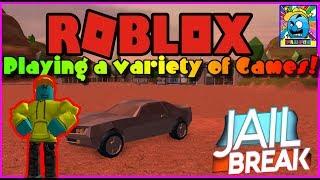 Roblox #79 (2) SUR un VENDREDI?! JOUER AVEC LES TÉLÉSPECTATEURS! EN DIRECT ( (sjk livestreams #296)