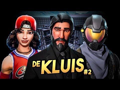 FORTNITE DE KLUIS #2! - Fortnite Creative (Nederlands)