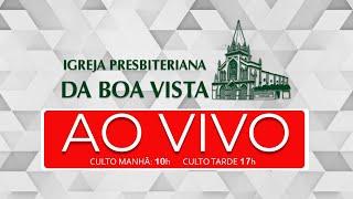 CULTO TARDE | 25/10/2020 | IPBV