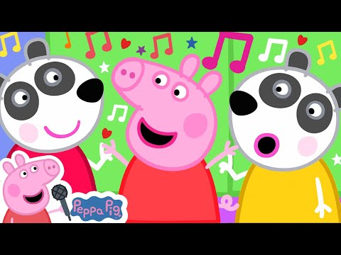 Peppa Pig Official Channel 🌟 40 Minutes 🎵 Peppa Pig My First Album 16#