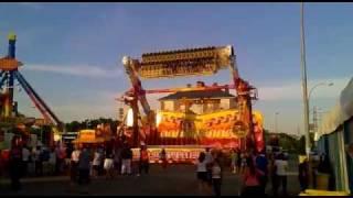 Feria de  las Fiestas de San Fernando de Henares 2011 ( Madrid ).