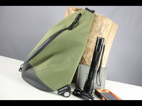 Keep Pursuing Sling Bag: Brand-New Company to the Everyday Carry ...
