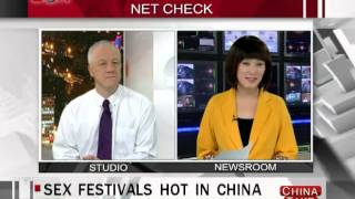 Sex festivals hot in China  - China Take - Dec 05,2013 - BONTV China
