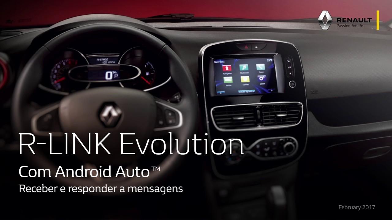 R-LINK EVOLUTION COM ANDROID AUTO - POR