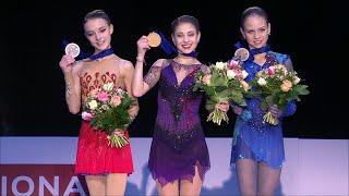 Российские фигуристы завоевали золото Чемпионата Европы во всех дисциплинах