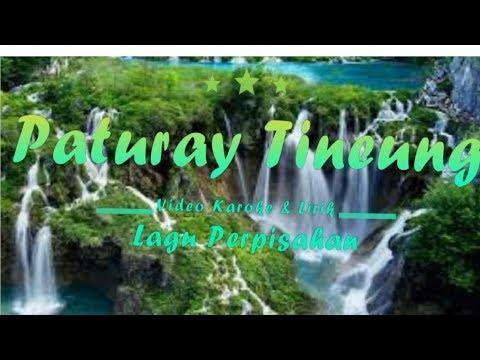 Paturay Tineung (Lagu Perpisahan Video Karoke + Lirik)