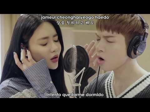 Jimin, Yuna (AOA) Ft. Yoo Hwe Seung (N) - If You Were Me MV (Sub Español - Hangul - Roma)
