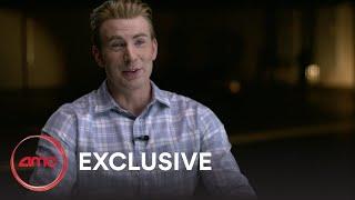 CAPTAIN AMERICA - Marvel Character Video (Chris Evans) | AMC Theatres (2019)