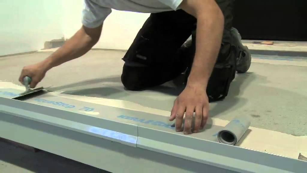 Kerakoll sistema di impermeabilizzazione aquaexpert 1 youtube