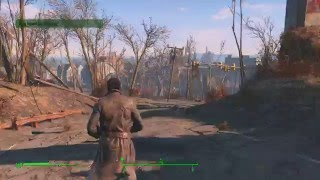 Fallout 4 - GTX 560 1GB i3 2120 gameplay test