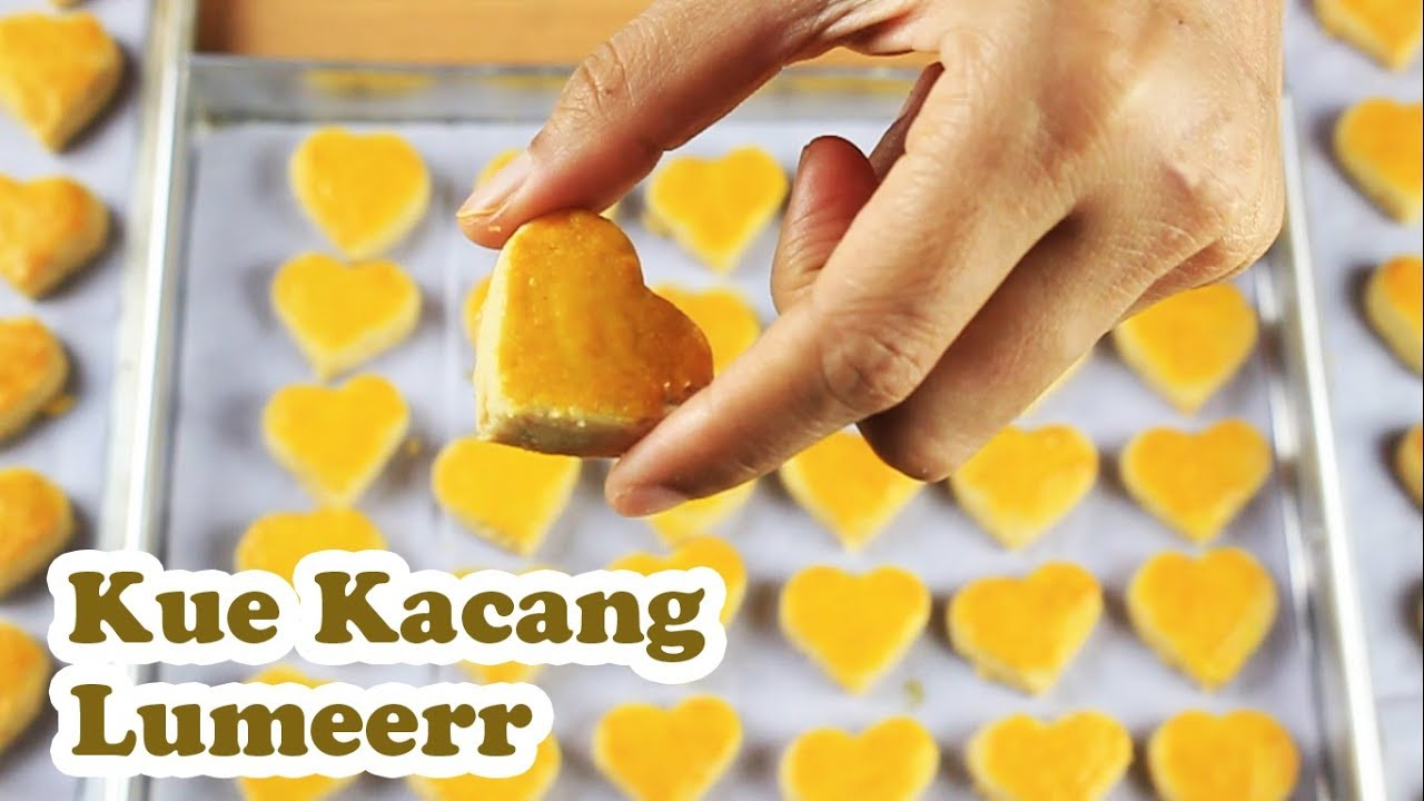 Resep Kue Kacang Lembut Dan Enak Dapur Cintaku By Dapur