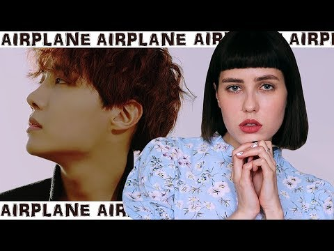 j-hope (from BTS) - Airplane (Russian Cover || На русском)