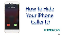 How To Hide Your iPhone Caller ID