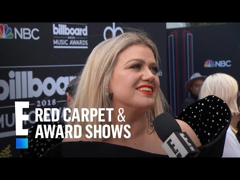 Kelly Clarkson Recalls Meeting Steve Carell After Name Drop | E! Live from the Red Carpet