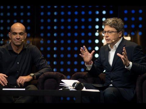 Henri Seydoux, CEO of Parrot is Interviewed by Loic Le Meur at LeWeb Paris 2012